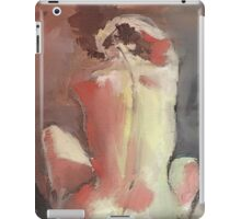 NUDE IN RED LIGHT(C2007) iPad Case/Skin