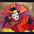 Carnival Clown by psovart