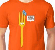Eat My Shorts - Bart Simpson Unisex T-Shirt