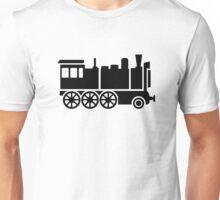 Locomotive train Unisex T-Shirt