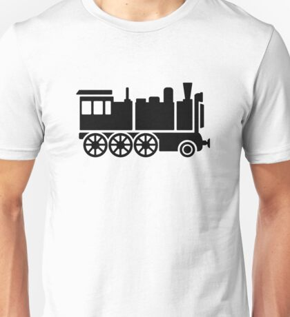 Locomotive train Unisex T-Shirt