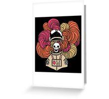 disastrosmoke Greeting Card