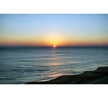 Full Sun Rising Photographic Print