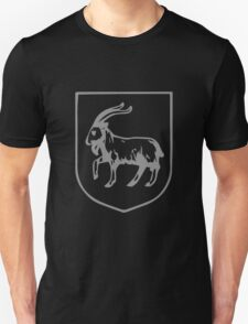 A Complete Guide to Heraldry - Figure 401 — Goat passant T-Shirt