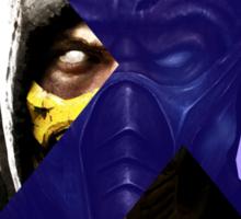 Mortal Kombat Merge Sticker