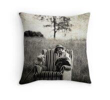 Home Comforts Throw Pillow