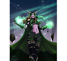 The Dreamer Awakes - Ysera, Aspect of the Green Dragonflight Photographic Print