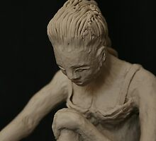 Dancer by paula cattermole artinapuddle