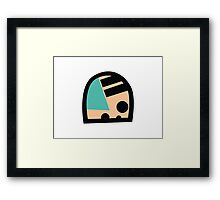 Abstract '80s 03 Framed Print