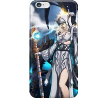 Crimson Acolyte - Blood Elf Priest iPhone Case/Skin