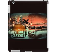 Grand Theft Auto West Coast Classics Design iPad Case/Skin
