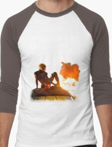 Marry The Night (Part 2) Men's Baseball ¾ T-Shirt