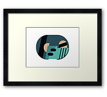 Abstract '80s 04 Framed Print