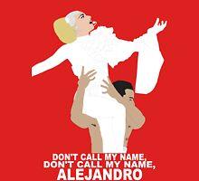 Lady Gaga Alejandro Unisex T-Shirt