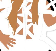 Lady Gaga Bad Romance Sticker