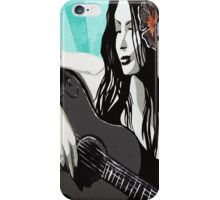 Being Content iPhone Case/Skin