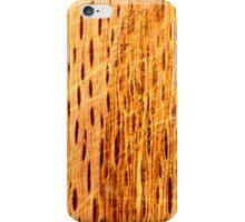 Cutting Board iPhone Case/Skin