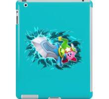 sword kirby iPad Case/Skin
