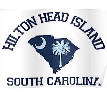 Hilton Head Island - South Carolina.  Poster