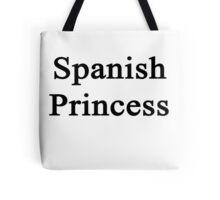 Spanish Princess  Tote Bag
