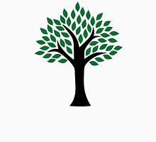 Tree green leaves Unisex T-Shirt