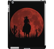 Lonesome Cowboy (v2) iPad Case/Skin