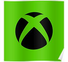 Xbox Logo Poster