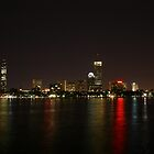 Boston, Back Bay at night by Gothman