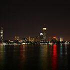 Boston, Back Bay at night by Gothman