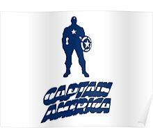 Captain America Poster