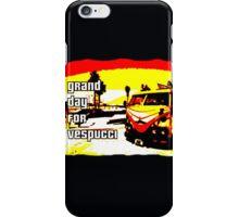 GTA V Vespucci Beach Design iPhone Case/Skin