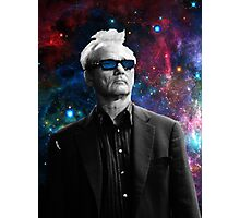 BILL MURRAY GALAXY COSMOS Photographic Print