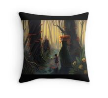 Banshee Foster Mom Throw Pillow