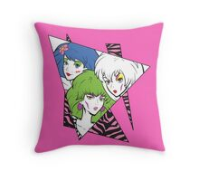 Makin' Mischief Throw Pillow