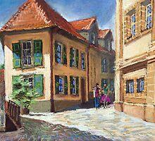 Germany Baden-Baden 02 by Yuriy Shevchuk