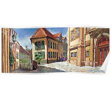 Germany Baden-Baden 02 Poster