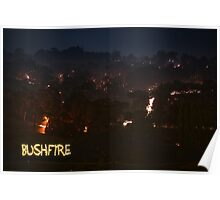 Smouldering Hill Poster