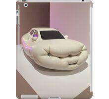 Retro Marshmallow Car iPad Case/Skin