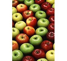 An Apple A Day Photographic Print