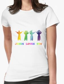 Jesus Loves You (YMCA Image & Slogan) T-Shirt