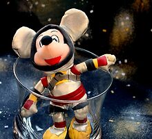 Lost In Space Mickey - Found Again by Michael May