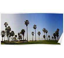 Venice Beach Ca.  Poster