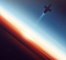 Into Space by victorsbeard
