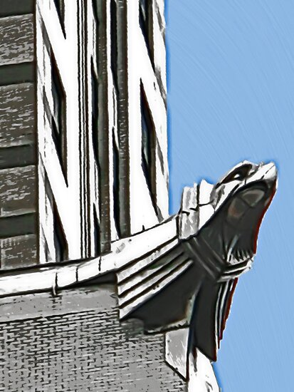 Chrysler Building, New York by David Thompson