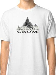 Crom's Mountain Classic T-Shirt