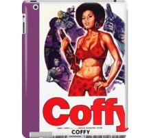 Coffy Alt. (Purple) iPad Case/Skin