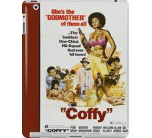 Coffy (Brown) iPad Case/Skin