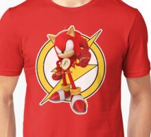 Sonic the Flash-Hog Unisex T-Shirt