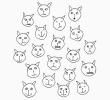 Twenty Cats Kids Clothes