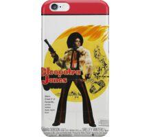 Cleopatra Jones (Red) iPhone Case/Skin